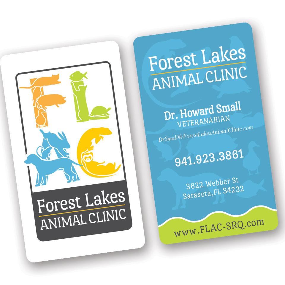 Veterinary Logo Design | Branding | Signage | Business Card