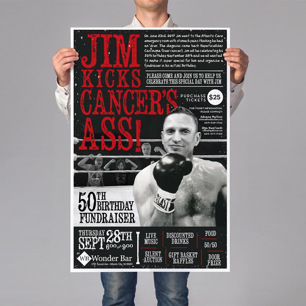 Fundraiser for Jimmy