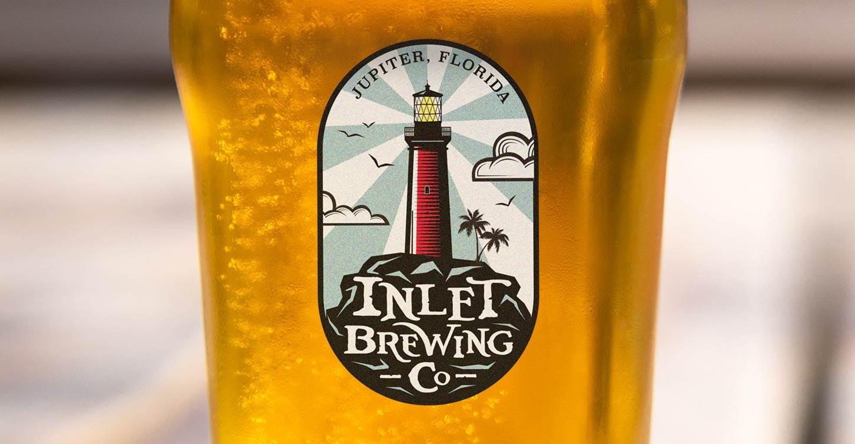 Inlet Brewing Co – Logo