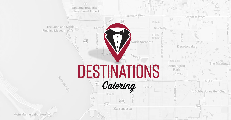 Destinations Catering Logo