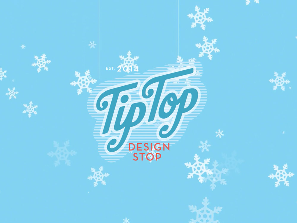 Tip Top's Happy Holiday Video