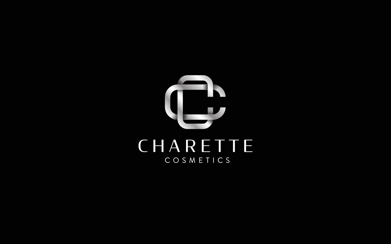 Charette Cosmetics Logo Design