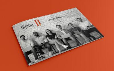 Ripley PR – Intern Welcome Book