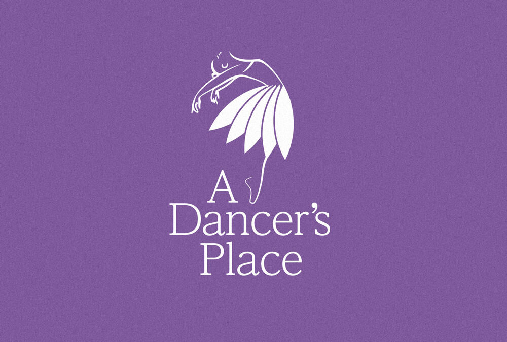 A Dancer's Place – Logo Design