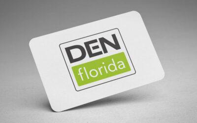 DEN Florida Logo Design