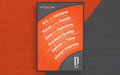 Ripley PR – Core Values Poster