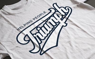 Triumph Business Capital – T-Shirt Design