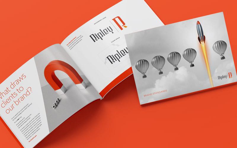 Ripley PR – Brand Guidelines